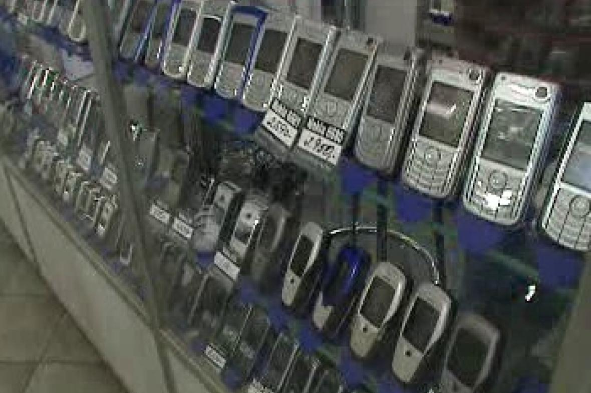 Nabídka mobilů