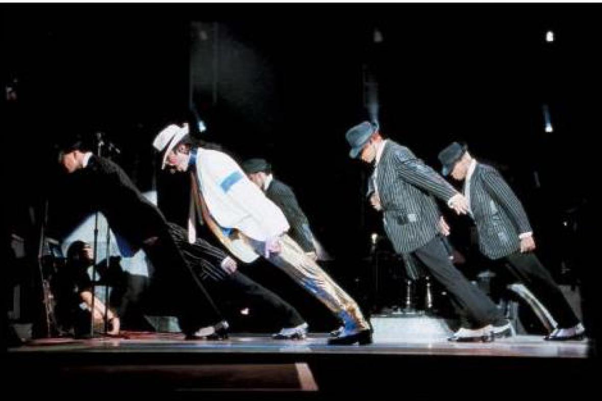 Koncert Michaela Jacksona