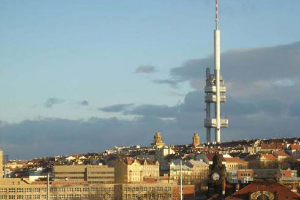 Žižkovská vysílací věž