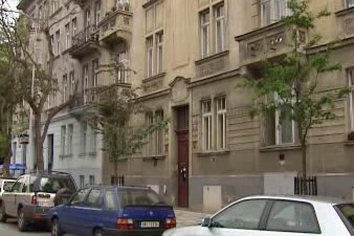 Dům v pražských Dejvicích