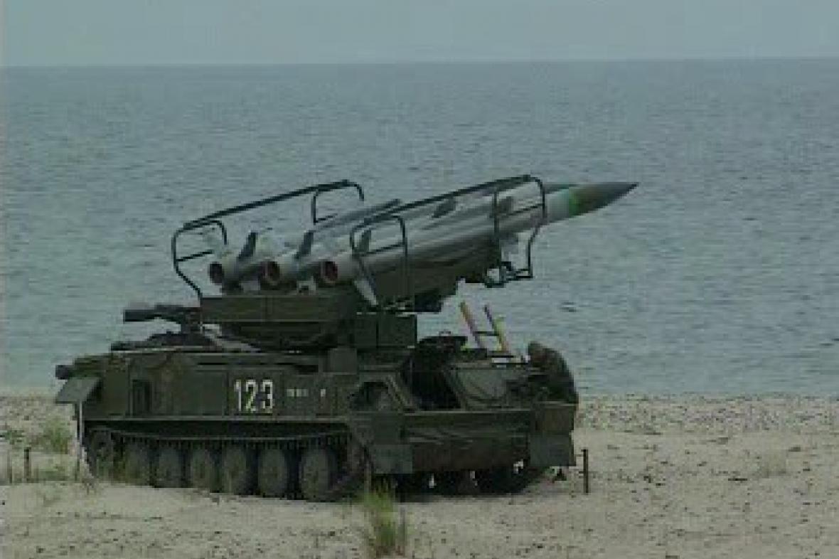 Protivzdušná obrana