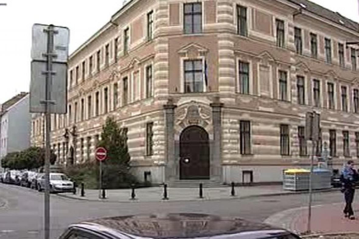 Gymnázium v Č. Budějovicích