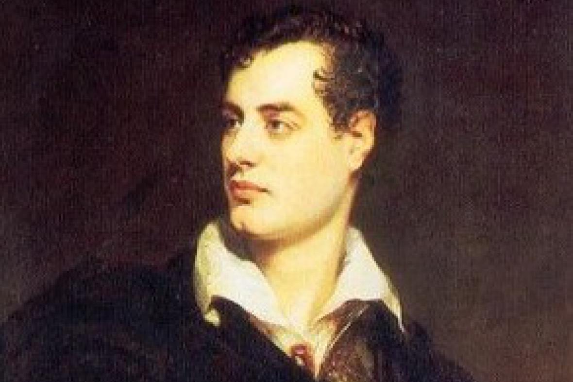 Portrét Georga Gordona Byrona (1814)