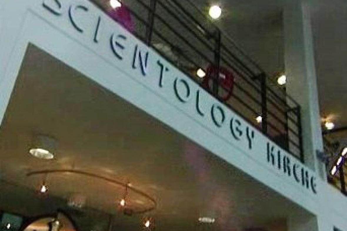 Scientologická církev