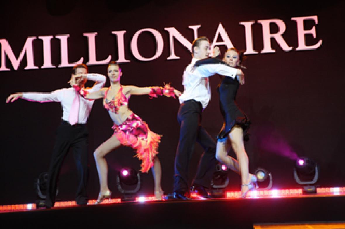 Milionářský veletrh 2009