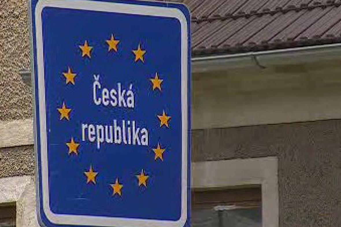 Označení českých hranic