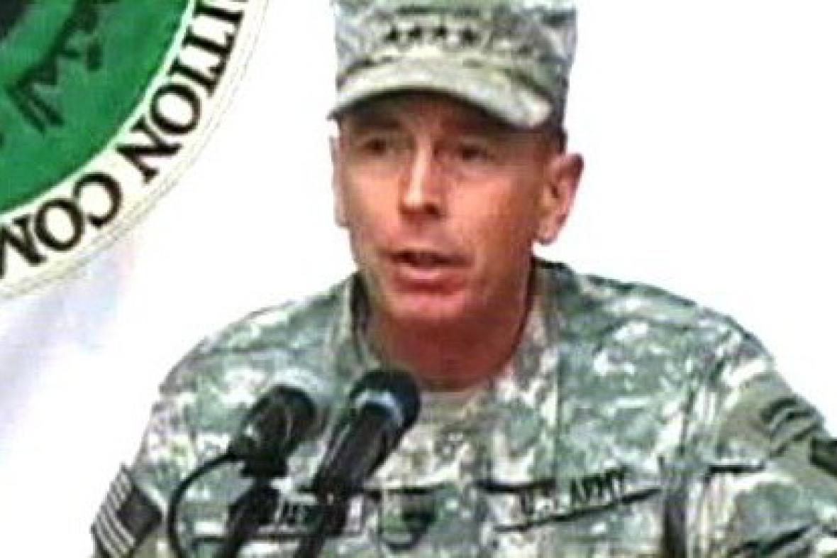Generál David Petraeus