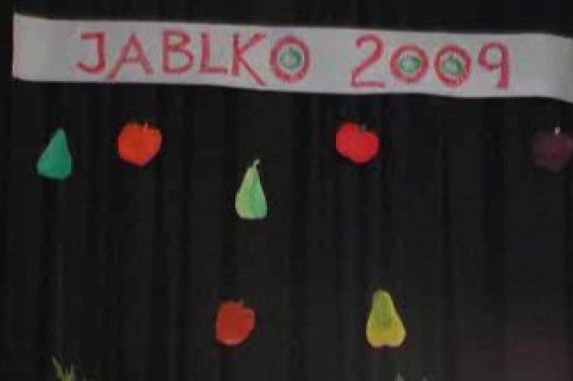 Jablko 2009