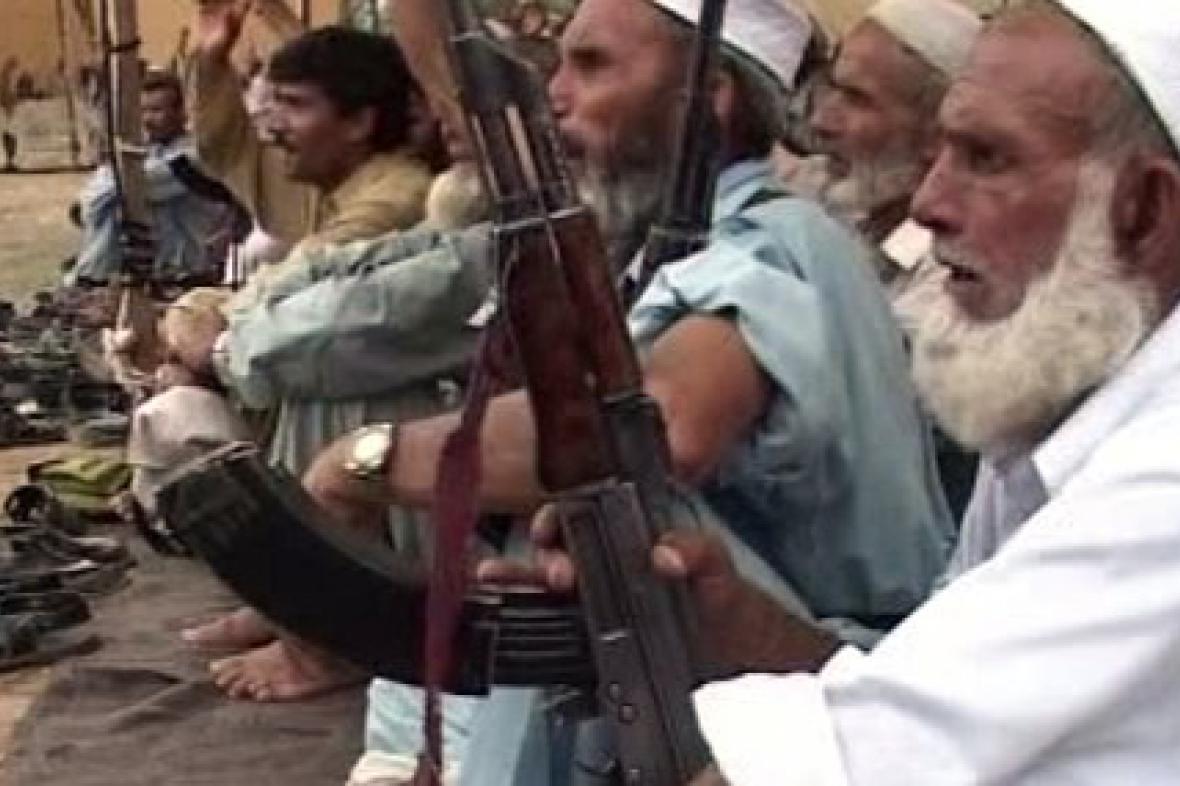 Pákistánští ozbrojenci