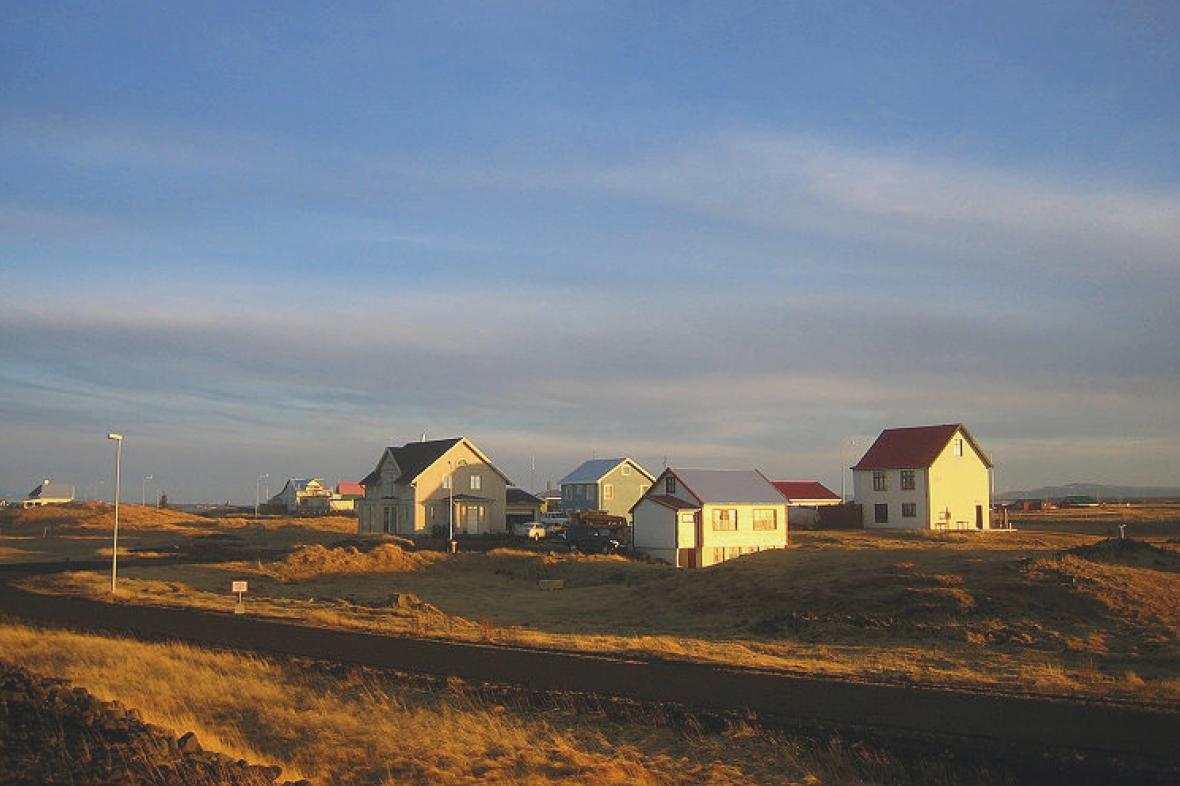 Islandská krajina