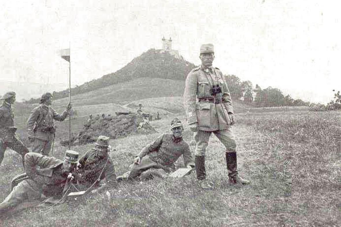 Československá armáda - boje proti Maďarům