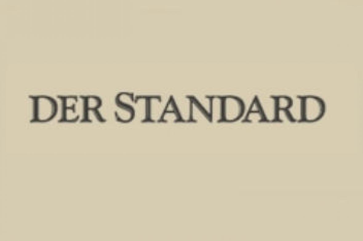 Rakouský list Der Standard
