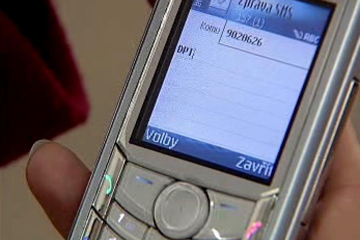 SMS Zpráva