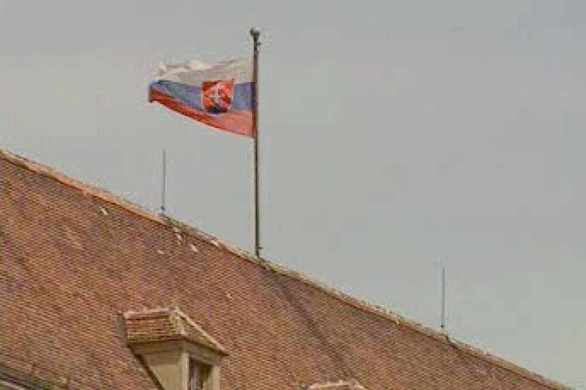 Slovenská vlajka