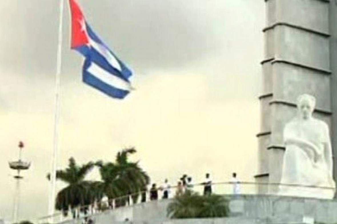 Havanské náměstí Revoluce