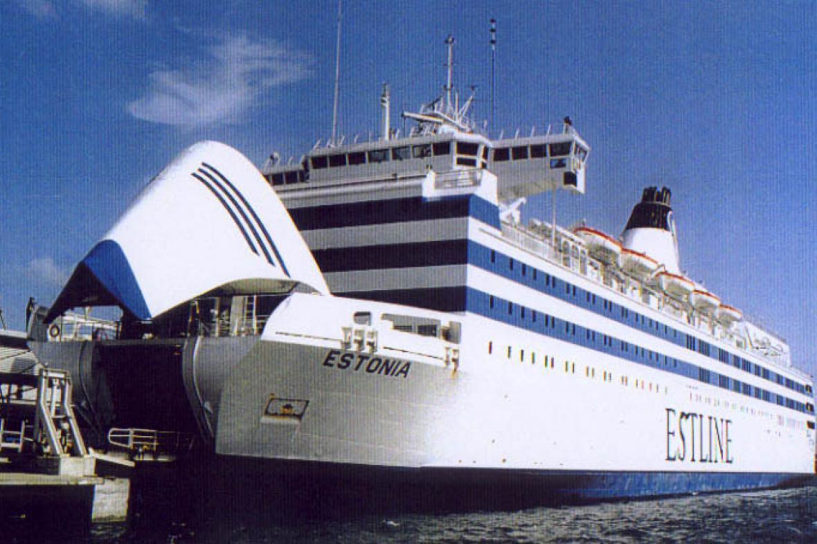 Trajekt Estonia