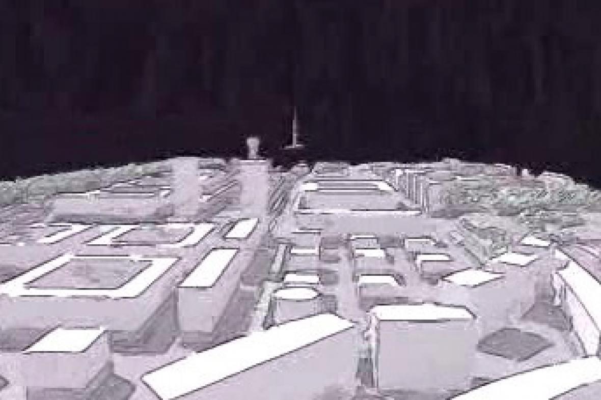 Budoucí podoba Nákladového nádraží