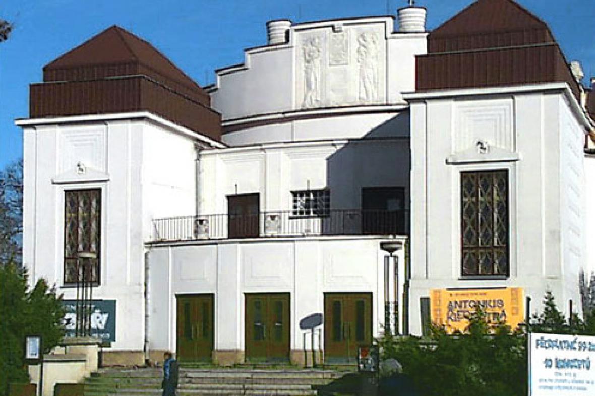 Středočeské divadlo Kladno