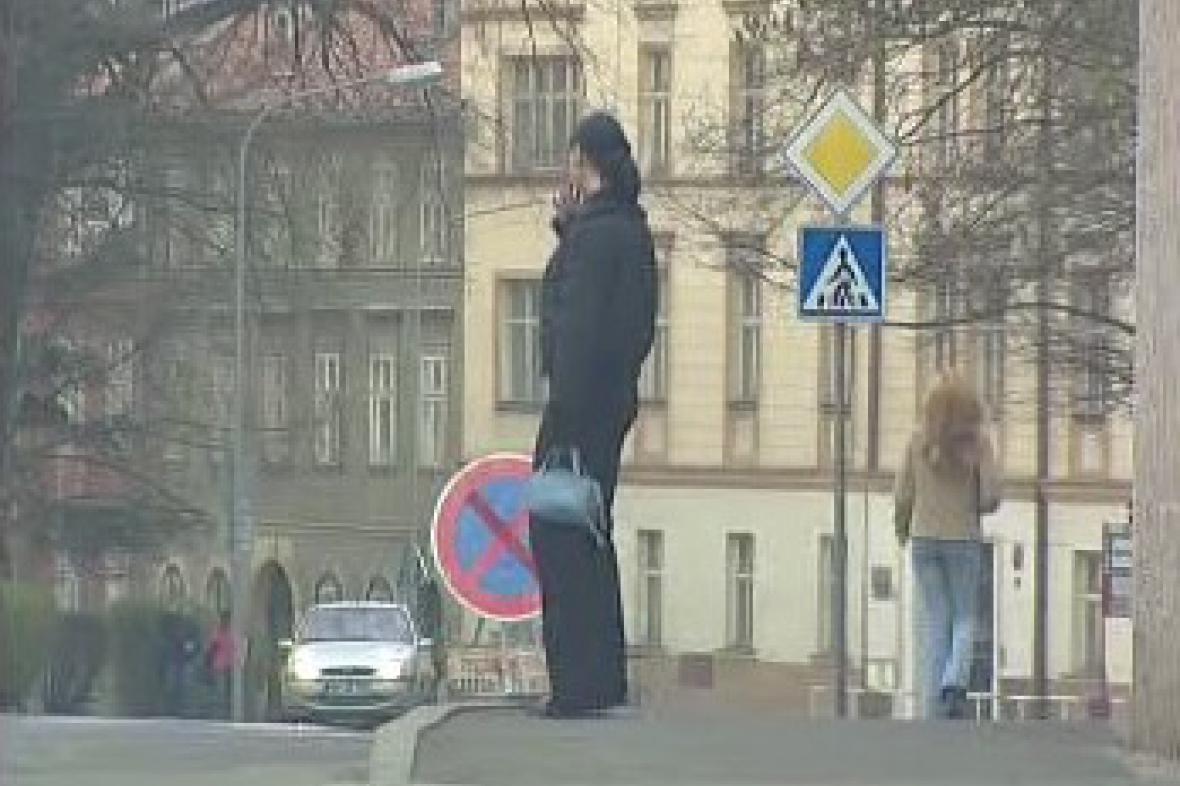 Prostitutky na ulici
