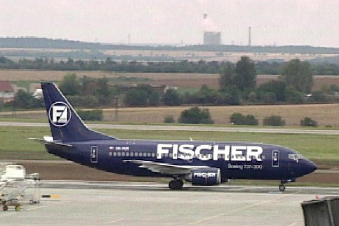 Letadlo CK Fischer