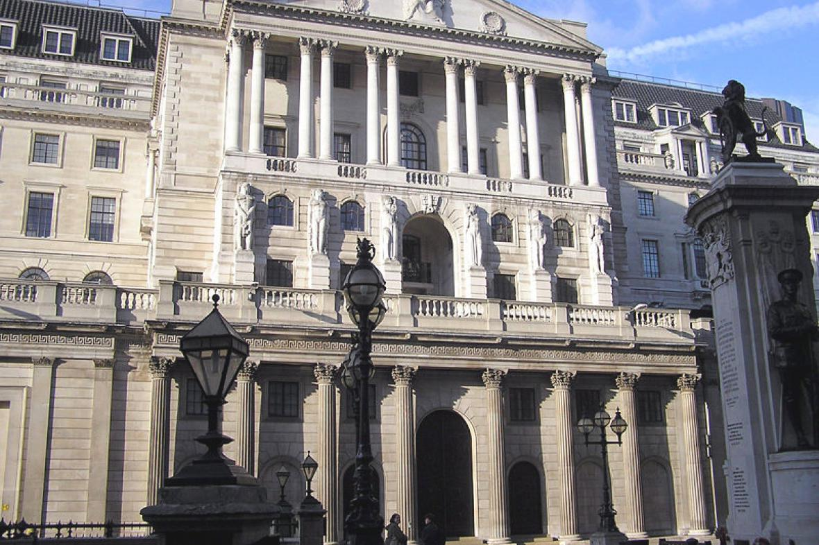 The Royal Bank of England