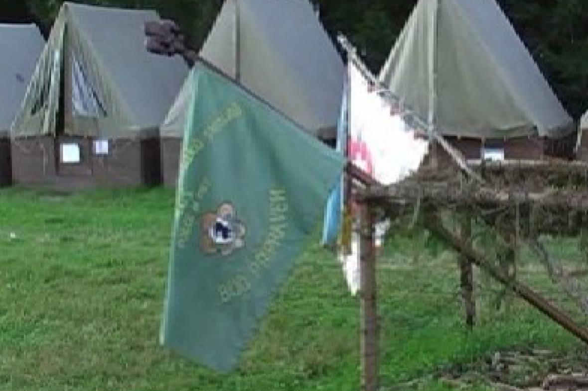 Skautský tábor mladých archeologů
