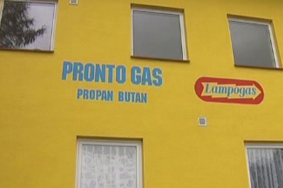 Pronto Gas