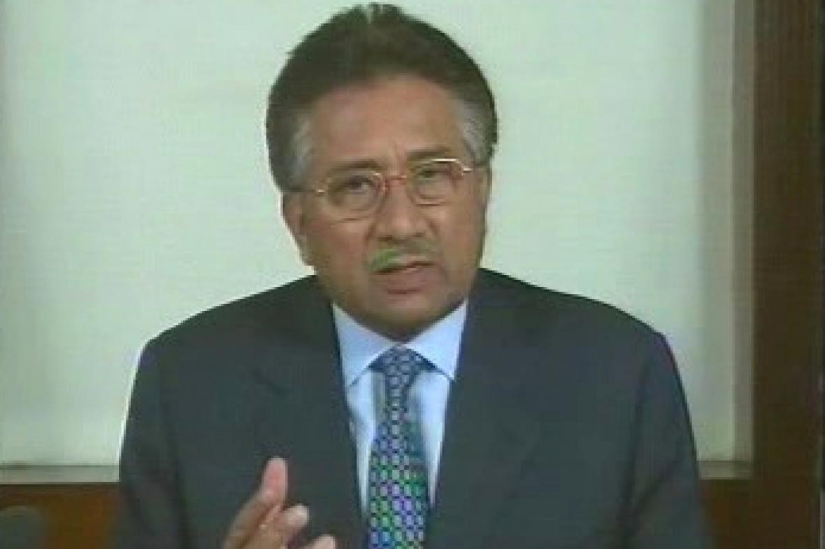 Párvíz Mušaraf