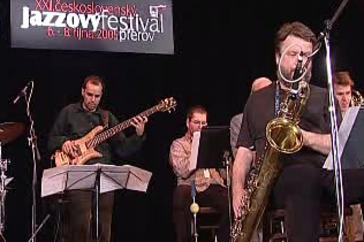 Jazzové vystoupení