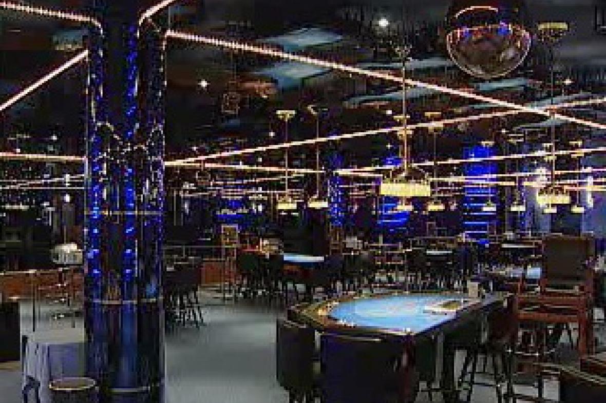 Kasino v Macau
