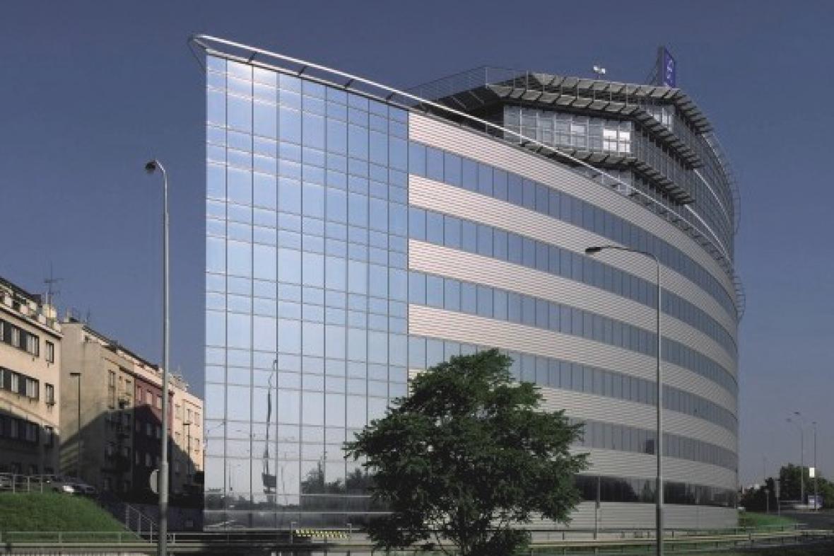 Kancelářská budova Polygon House