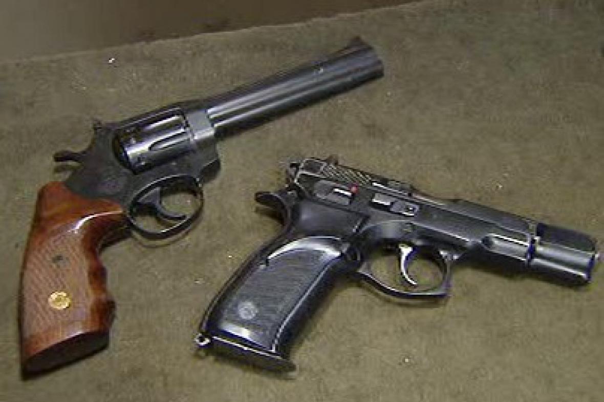 Střelné zbraně