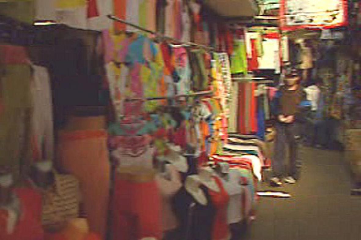 Vietnamská tržnice
