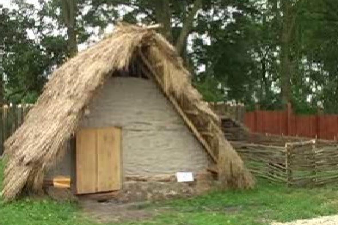 Objekt keltského oppida