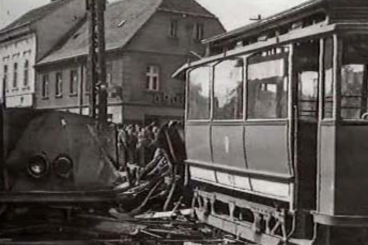 Tramvajové neštěstí