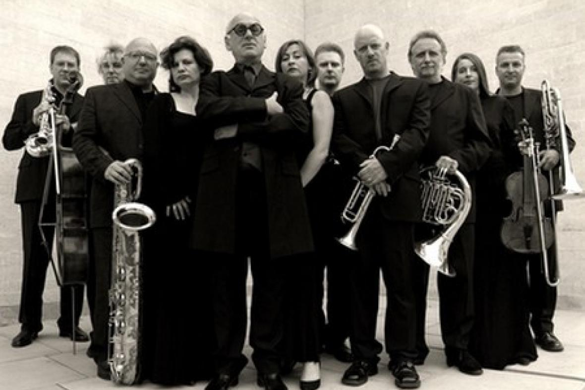 Michael Nyman s hudebníky