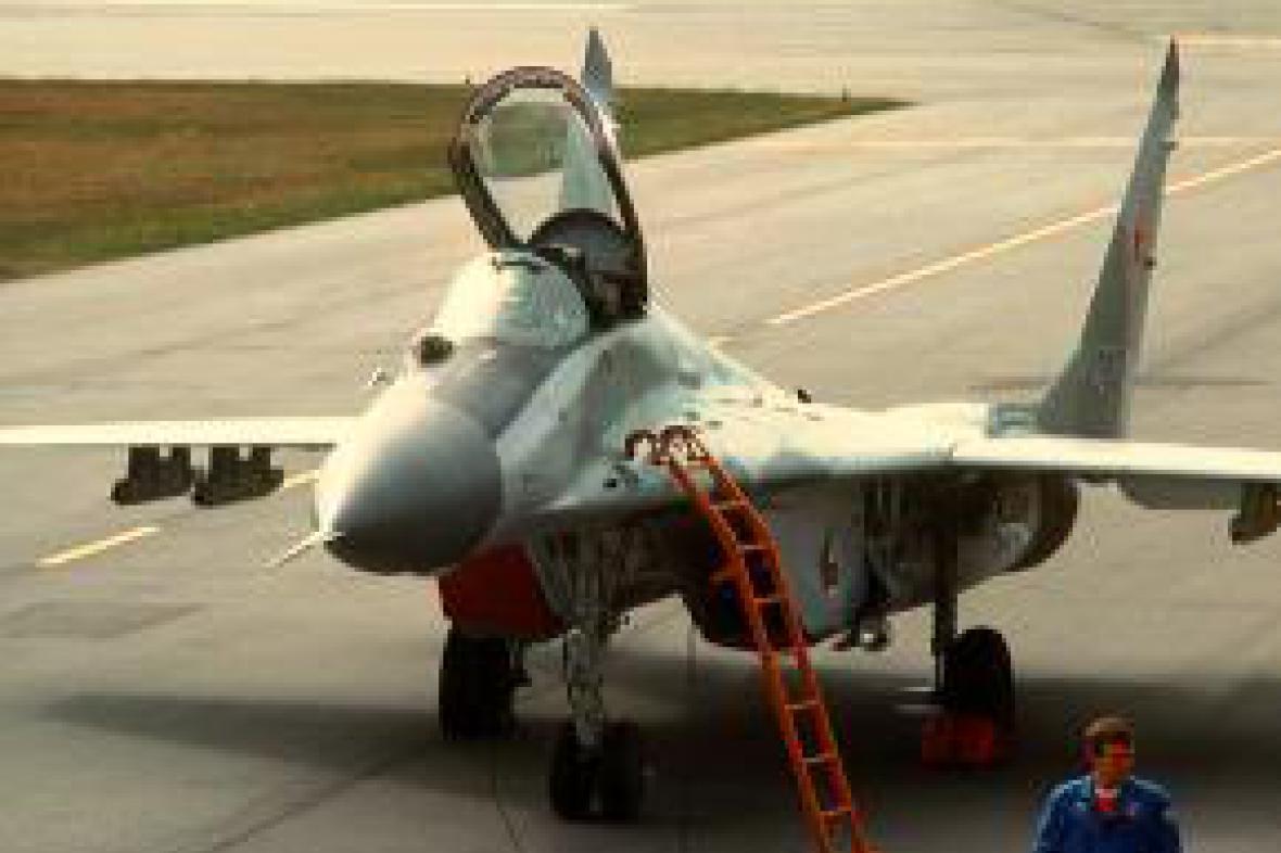 Stíhačka MiG 29