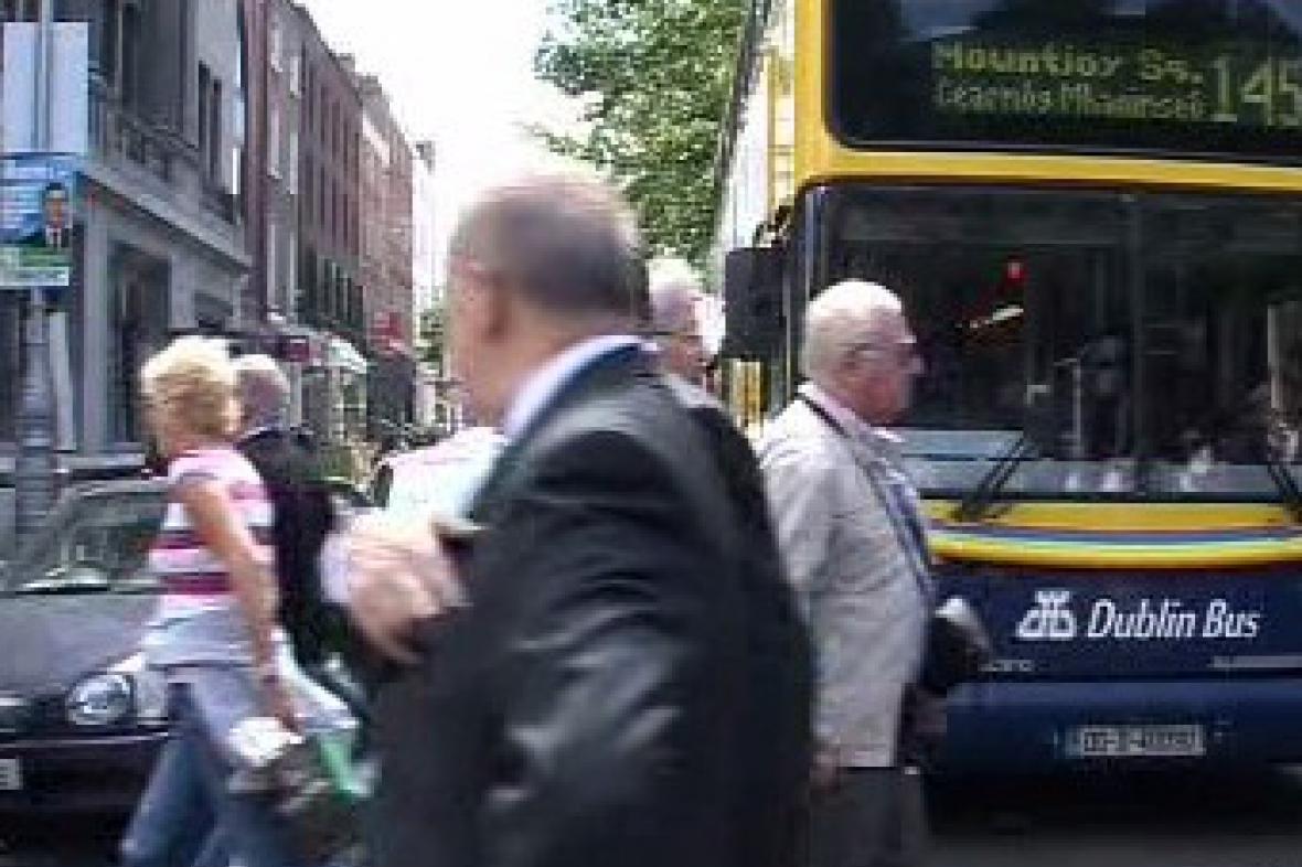 Dublinské ulice