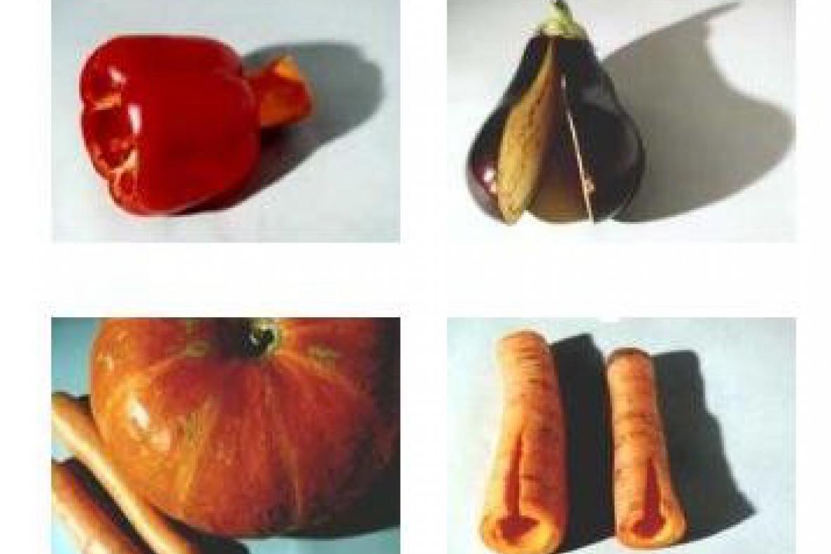 Hudební nástroje ze zeleniny