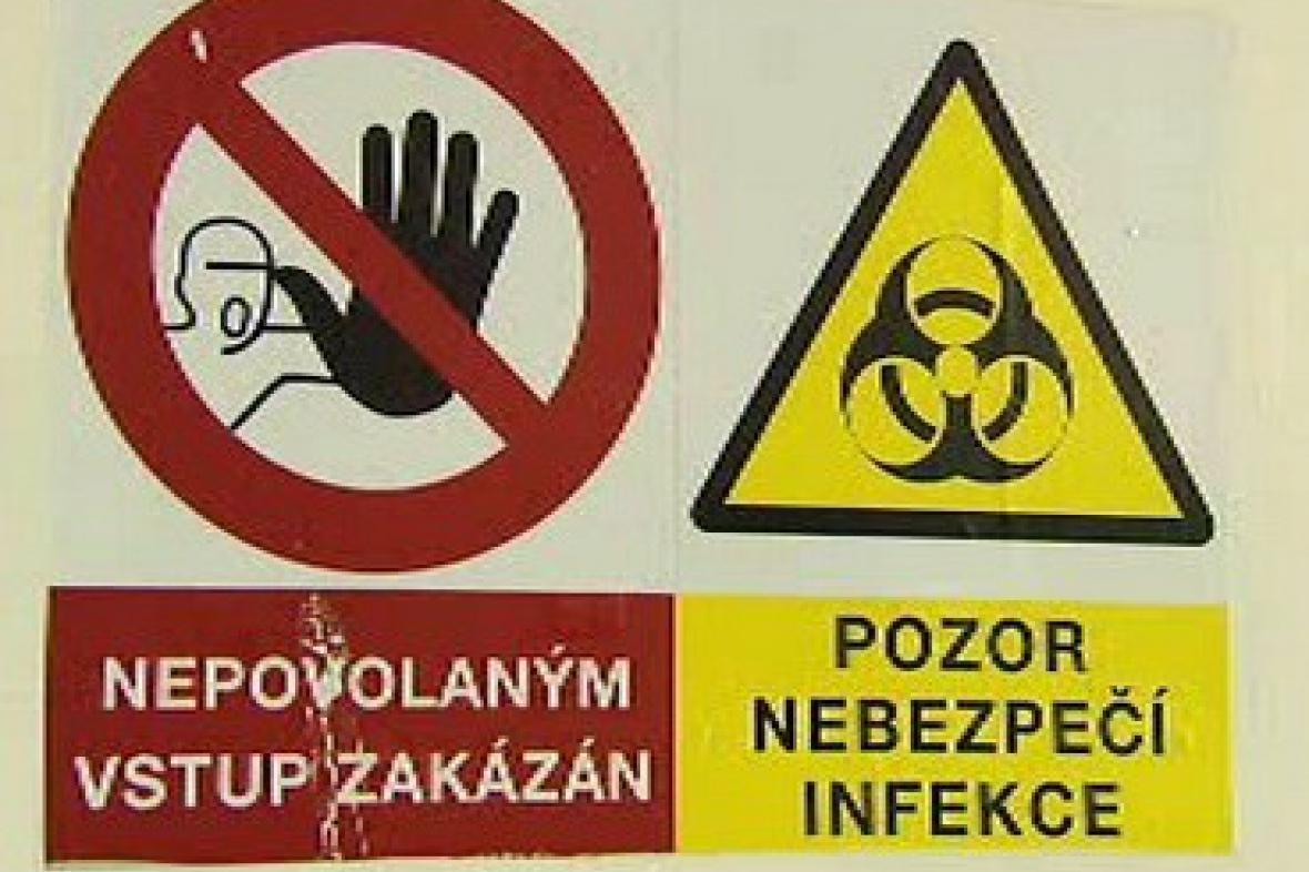 Infekční pracoviště