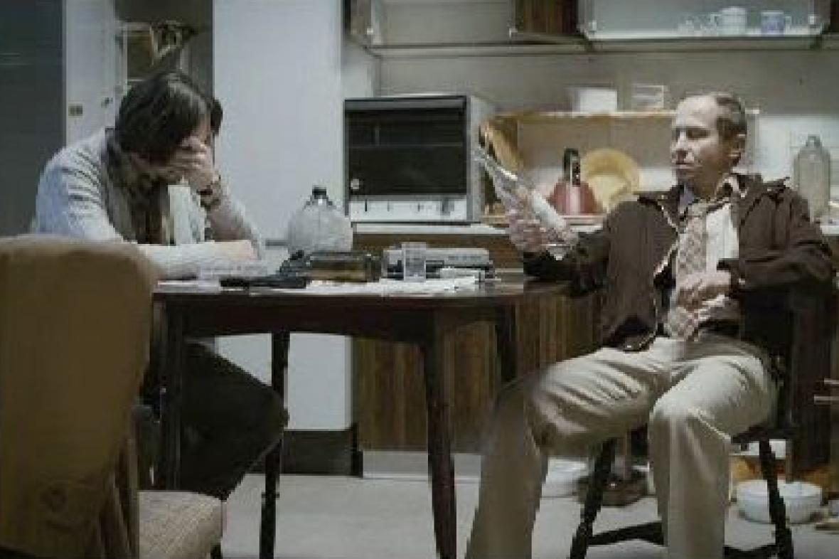 Scéna z filmu Pouta