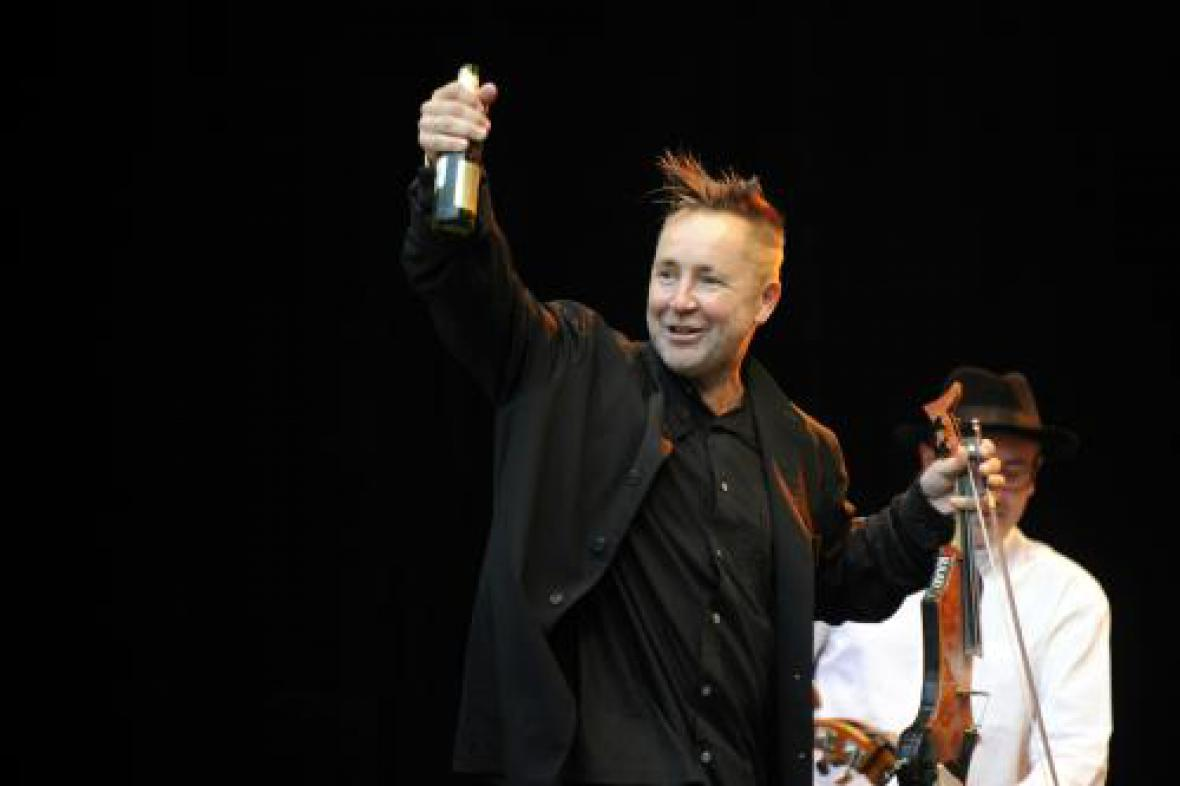 Houslista Nigel Kennedy