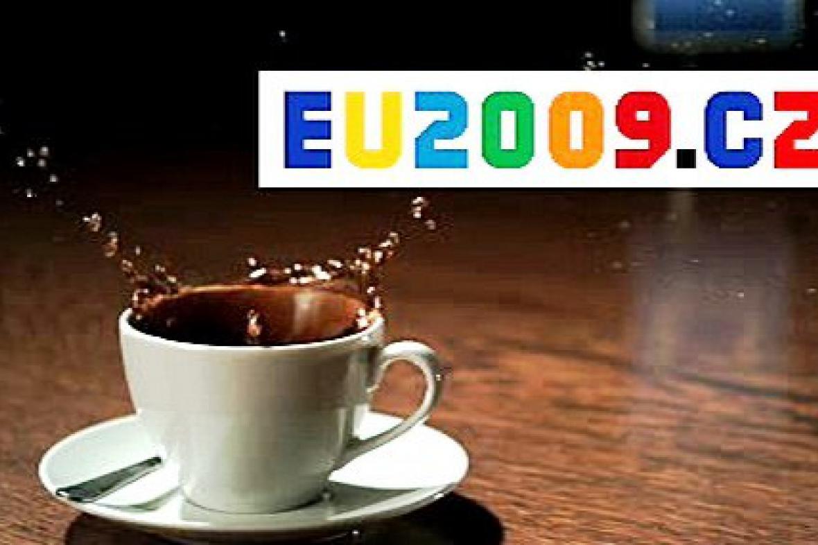 Logo českého předsednictví EU