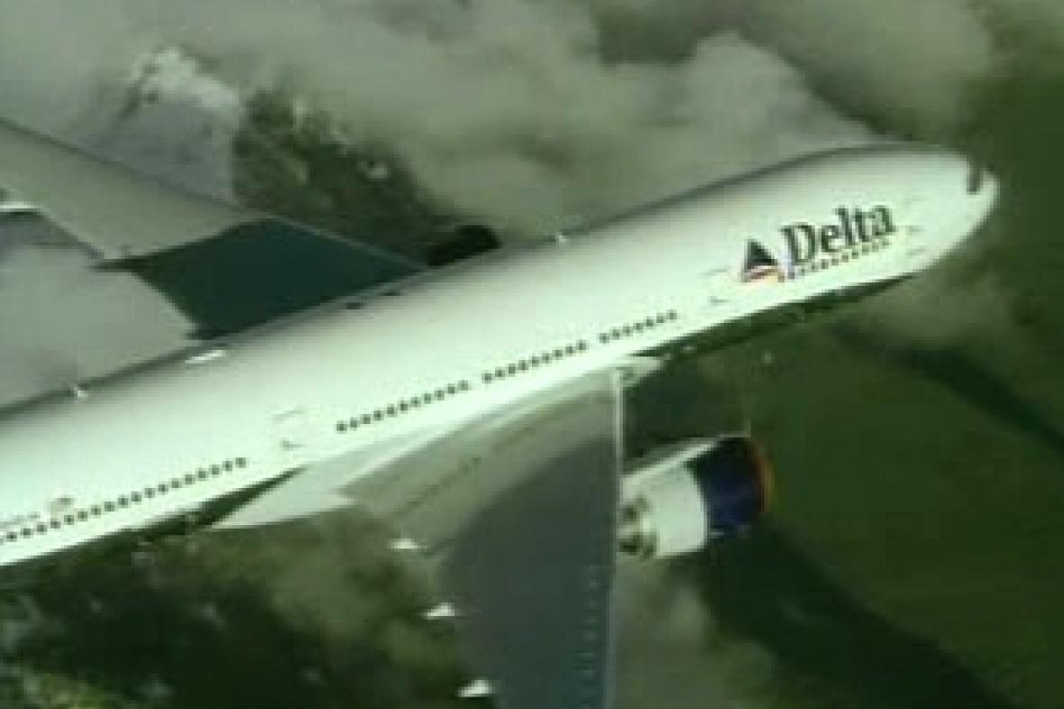 Letadlo Delta Air Lines