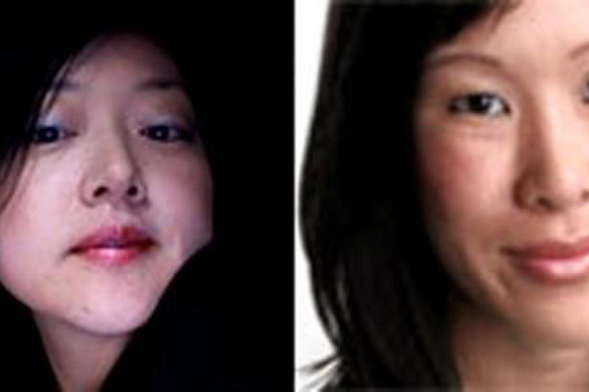 Laura Lingová a Euna Leeová