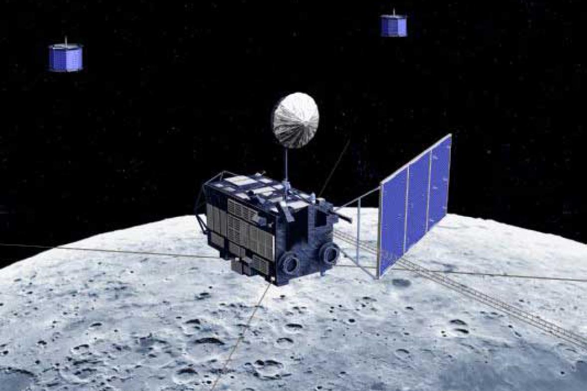 Japonská sonda Kaguja