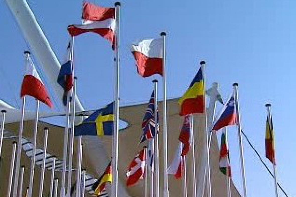 Vlajky zemí EU