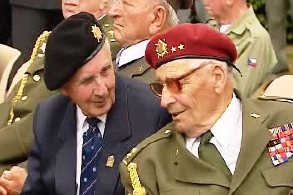Čeští váleční veteráni