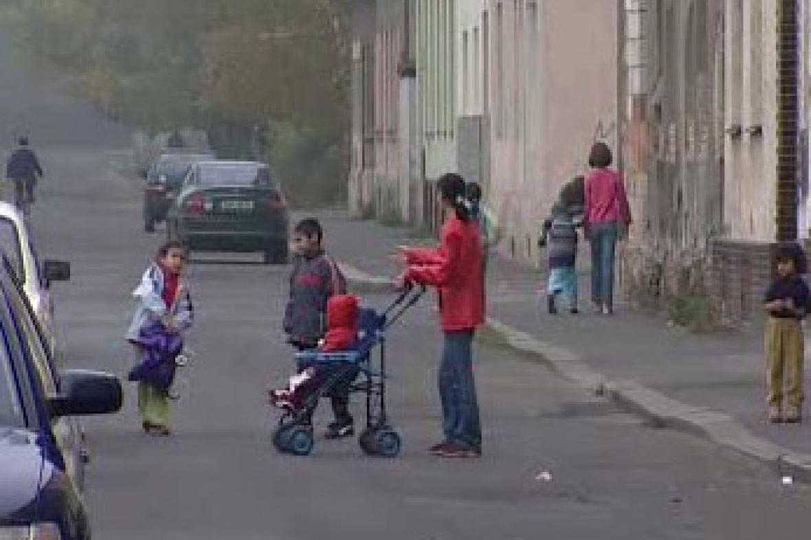 Na ulici v Předlicích