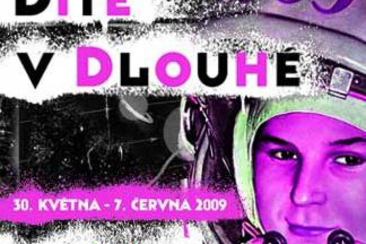Festival v Dlouhé
